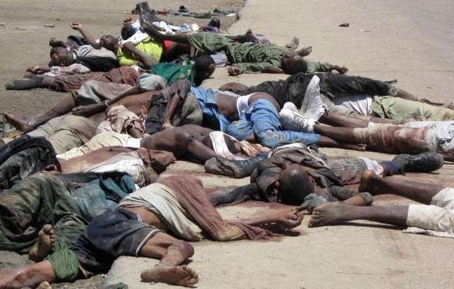 Victimes de Boko Haram - © www.afrik.com
